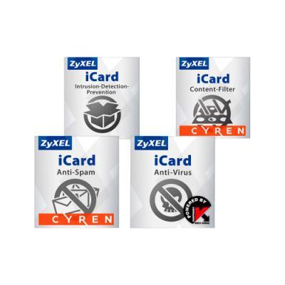 Licence ZyXEL E-iCard UTM Bundle pro USG40 1 rok