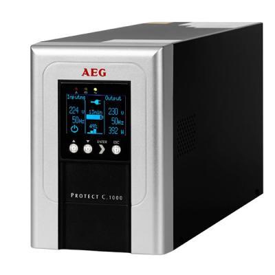 Záložní zdroj AEG UPS Protect C.1000