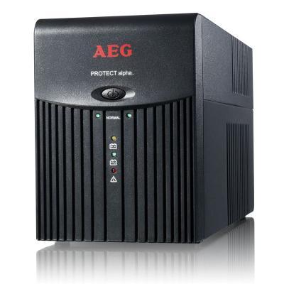 Záložní zdroj AEG Protect Alpha 1200