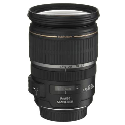 Objektiv Canon EF-S 17 - 55 mm f/2,8 IS USM