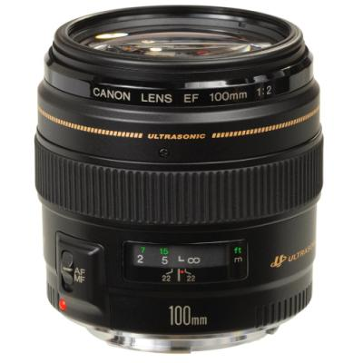 Objektiv Canon EF 100 mm f/2 USM