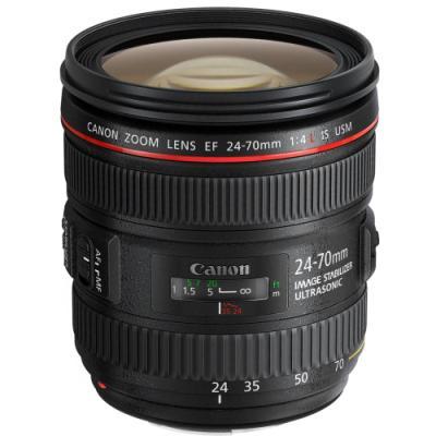 Objektiv Canon EF 24 - 70mm f/4 L IS USM