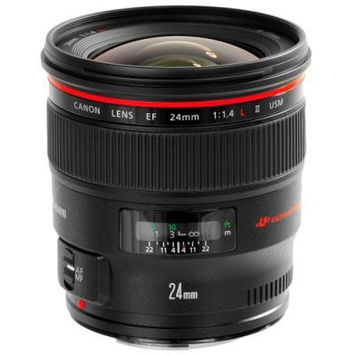 Objektiv Canon EF 24 mm f/1,4 L II USM