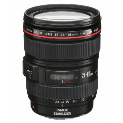 Objektiv Canon EF 24 - 105 mm f/4 L IS USM