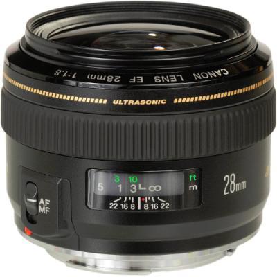 Objektiv Canon EF 28 mm f/1,8 USM
