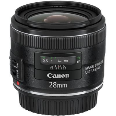 Objektiv Canon EF 28mm f/2,8 IS USM