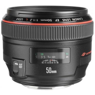 Objektiv Canon EF 50 mm f/1,2 L USM