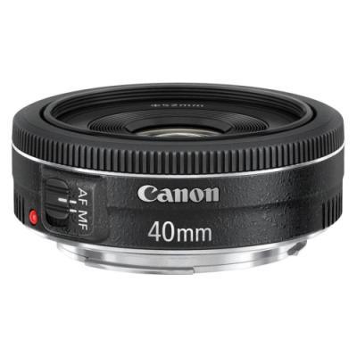Objektiv Canon EF 40mm f/2,8 STM