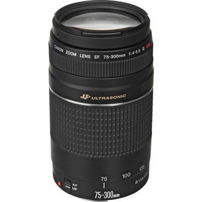 Objektiv Canon EF 75 - 300 mm f/4-5,6 III