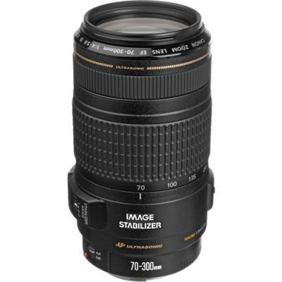 Objektiv Canon EF 70 - 300 mm f/4-5,6 IS USM