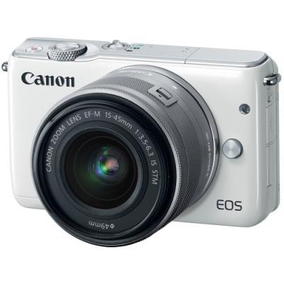 Digitální fotoaparát Canon EOS M10 + EF-M
