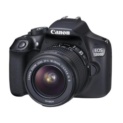 Zrcadlovka Canon EOS 1300D + 18-55mm IS II