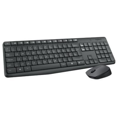 Set klávesnice a myši Logitech MK235