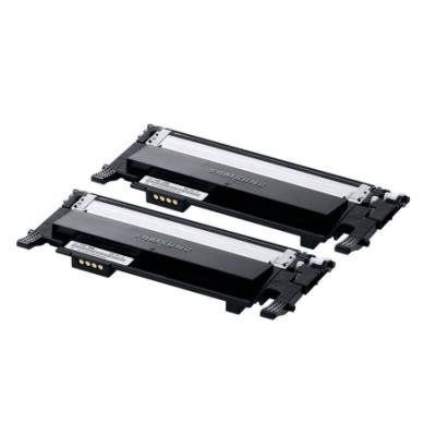 Toner Samsung CLT-P406B dvojpack černý