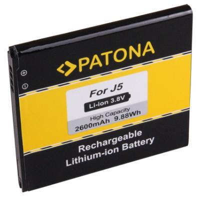 Baterie PATONA pro Samsung Galaxy J5 2600 mAh