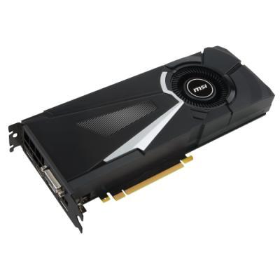 Grafická karta MSI GeForce GTX 1080 AERO 8G OC