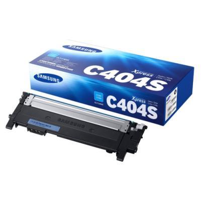 Toner Samsung CLT-C404S azurový