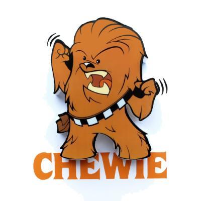 Světlo 3D LIGHT FX Mini Chewie