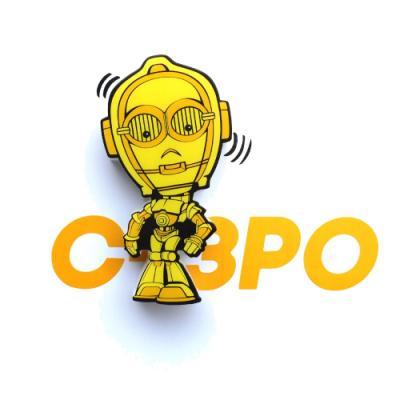 Světlo 3D LIGHT FX Mini C-3PO