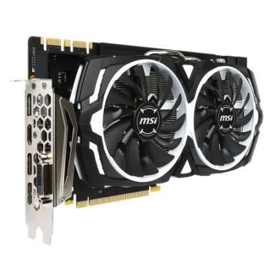 Grafická karta MSI GeForce GTX 1070 ARMOR 8GB OC