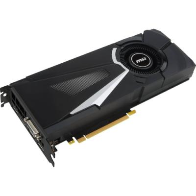 Grafická karta MSI GeForce GTX 1070 AERO 8GB OC