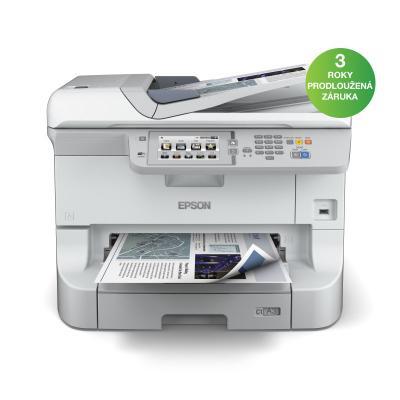 Multifunkční tiskárna Epson WorkForce WF-8590DWF