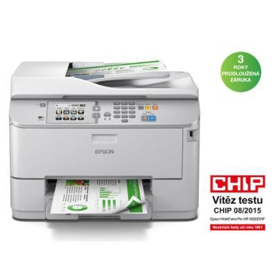 Multifunkční tiskárna Epson WorkForce WF-5620DWF