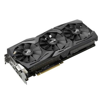 Grafická karta ASUS GeForce GTX 1080 STRIX 8GB