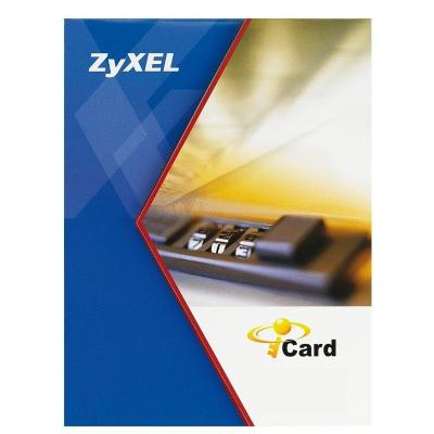 Licence ZyXEL ZyWALL iCard 1 rok
