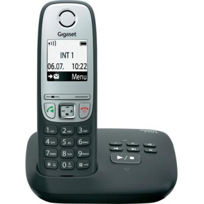 Bezdrátový telefon Siemens GIGASET A415A černý