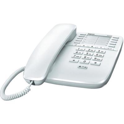 Standardní telefon Siemens GIGASET DA510 bílý