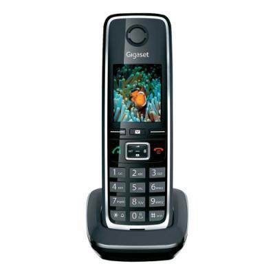 Bezdrátový telefon Siemens GIGASET C530HX , černý