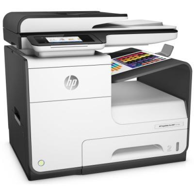 Multifunkční tiskárna HP PageWide Pro 477dw MFP