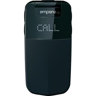 Mobilní telefon Emporia Glam černý