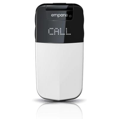 Mobilní telefon Emporia Glam bílý