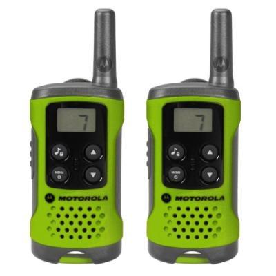 Vysílačka Motorola TLKR T41 2ks zelená