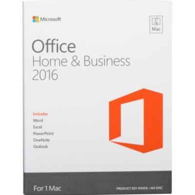Software MS Office pro podnikatele 2016 MAC