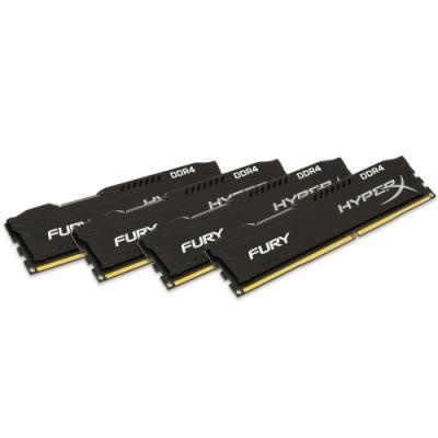 Operační paměť Kingston HyperX FURY Black 32 GB