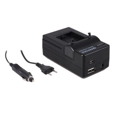 Nabíječka PATONA kompatibilní s GoPro AHDBT-201