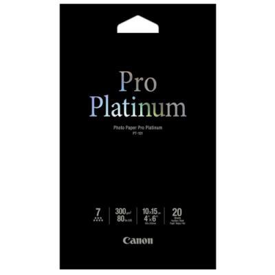 Fotopapír Canon Pro Platinum PT-101 10 x 15 cm