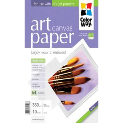 Fotopapír ColorWay ART Cotton Canvas A3+ 10 ks