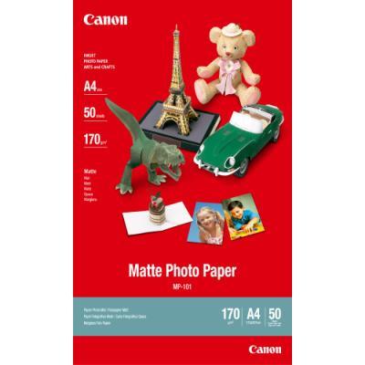 Fotopapír Canon Matte MP-101 A4