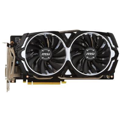 Grafická karta MSI GeForce GTX 1060 ARMOR 6G OCV1