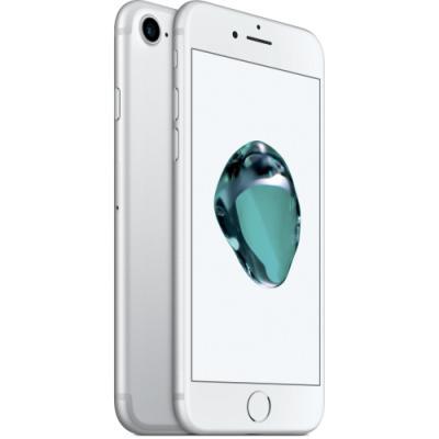 Mobilní telefon Apple iPhone 7 128GB stříbrný