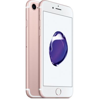 Mobilní telefon Apple iPhone 7 128GB růžový
