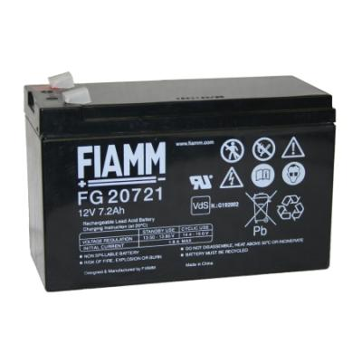 Baterie FIAMM FG20721