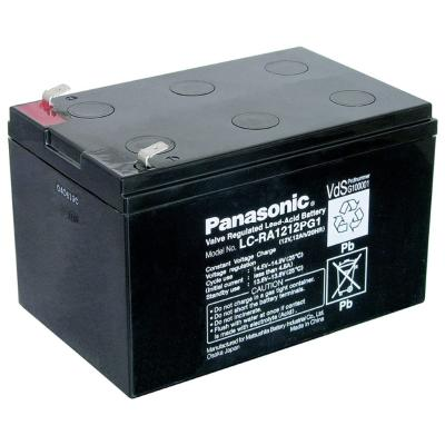Baterie Panasonic LC-RA1212PG1