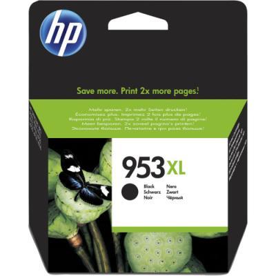 Inkoustová náplň HP 953XL (L0S70AE) černá