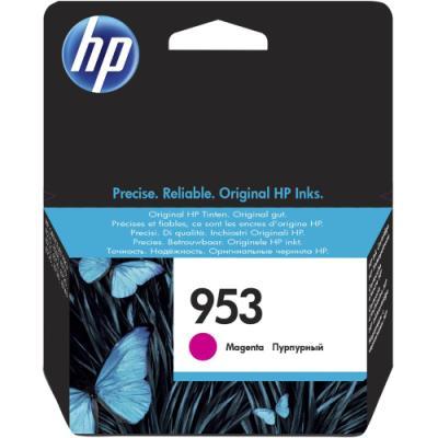 Inkoustová náplň HP 953 (F6U13AE) červená