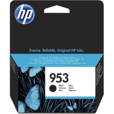 Inkoustová náplň HP 953 (L0S58AE) černá